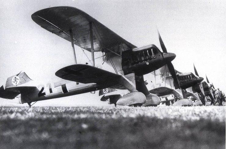 Samoloty z okresu II wojny światowej 158