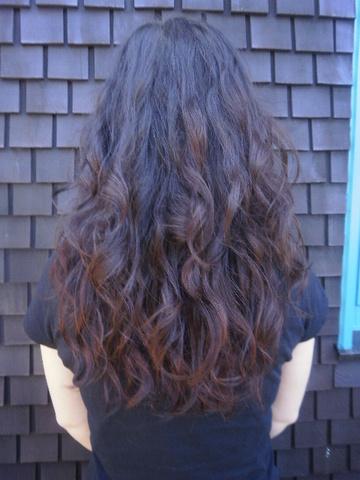 Haare mit aleppo seife waschen