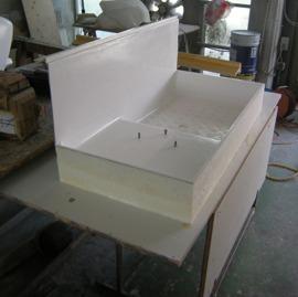 abenteuer reisemobil ausbau des bades eigenbau einer duschwanne. Black Bedroom Furniture Sets. Home Design Ideas