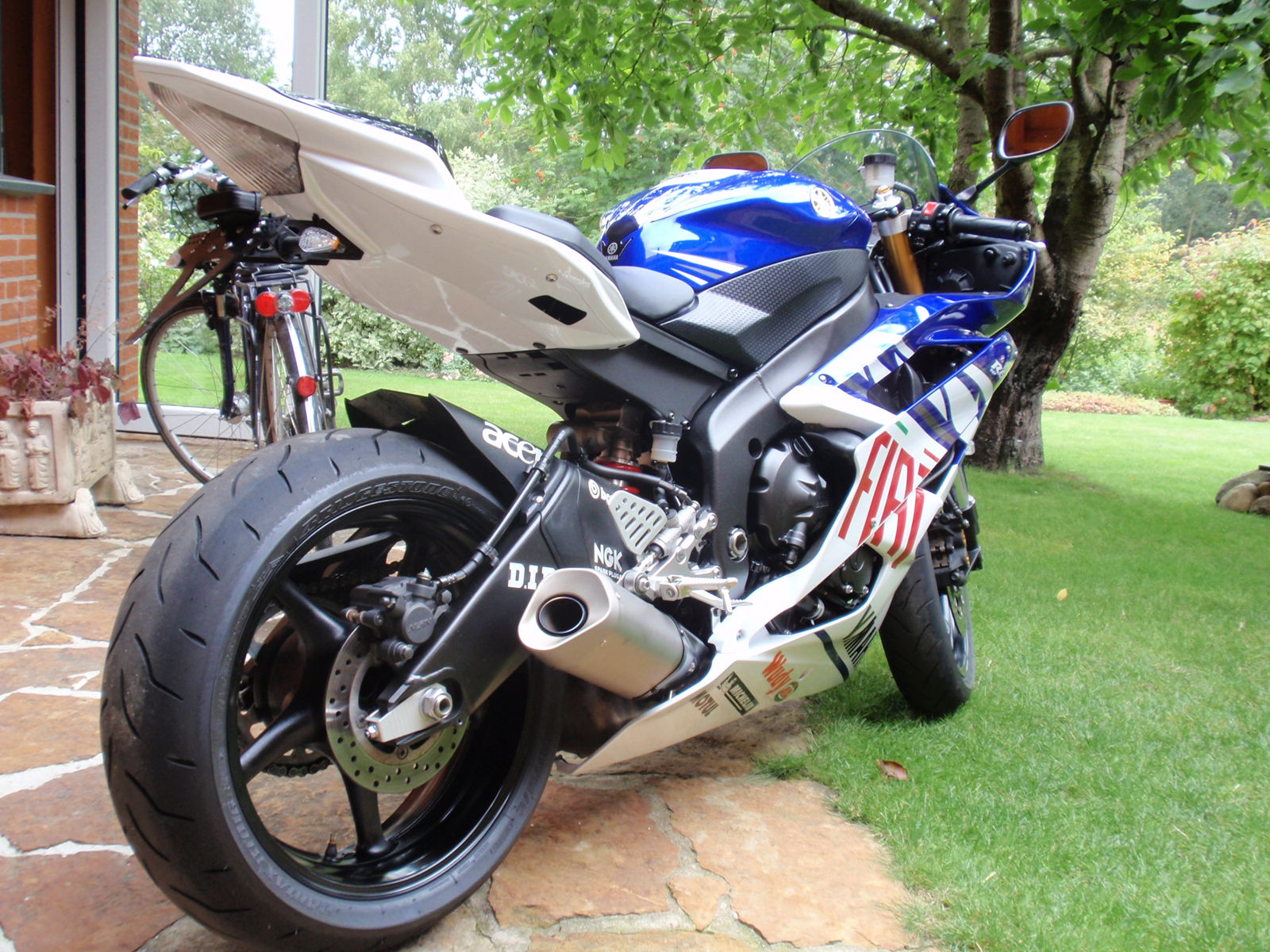 Meine Neue R6 Rj11 Replica 2007