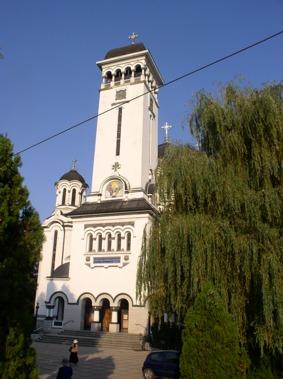 Sighisoara, Altstadt