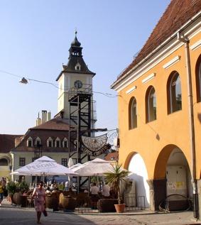 Brasov, Altes Rathaus