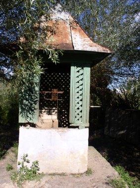 Brunnen in Tecuci