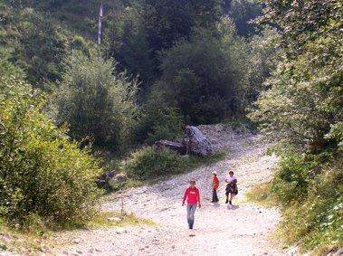 Wandern in den Karpaten