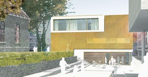 Bochum mitte city gleisdreieck seite 6 deutsches architektur forum - Dreibund architekten ...