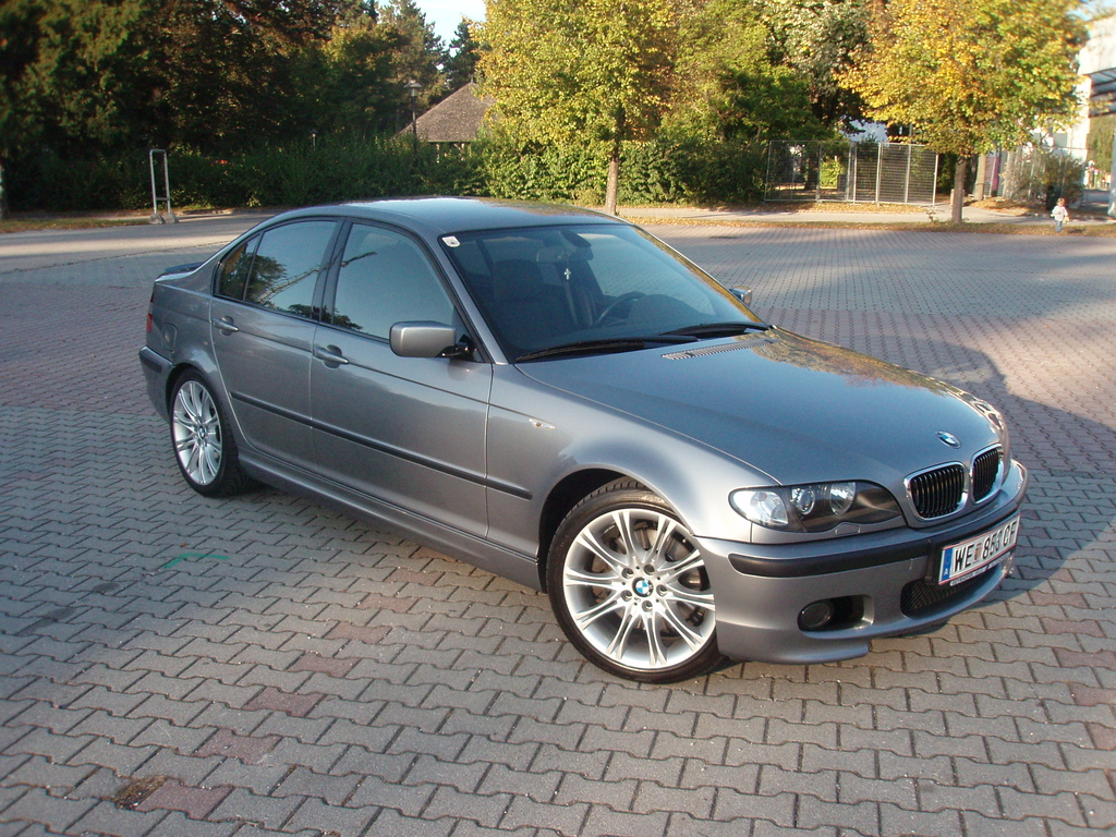 bmw 330d m paket 3er bmw e46 limousine tuning fotos bilder stories. Black Bedroom Furniture Sets. Home Design Ideas