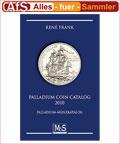René Frank - Palladium Coin Catalog Münzkatalog 2010