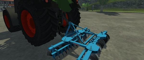 Parmiter Cultivators –  Farming Simulator 2013 Mod