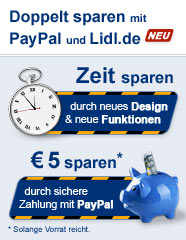 lidl paypal anzeige