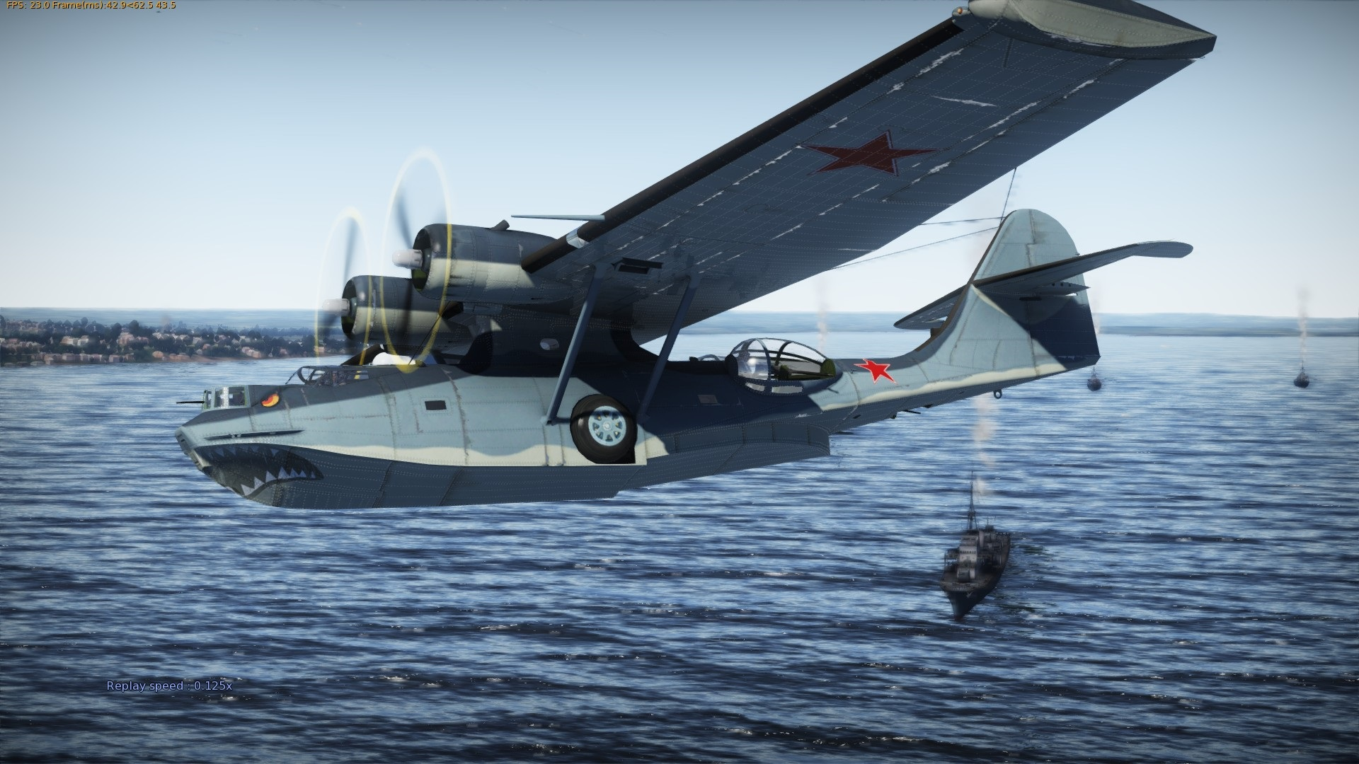 war thunder catalina