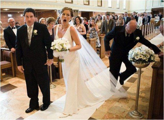 Zabawne zdjęcia ślubne #2 7