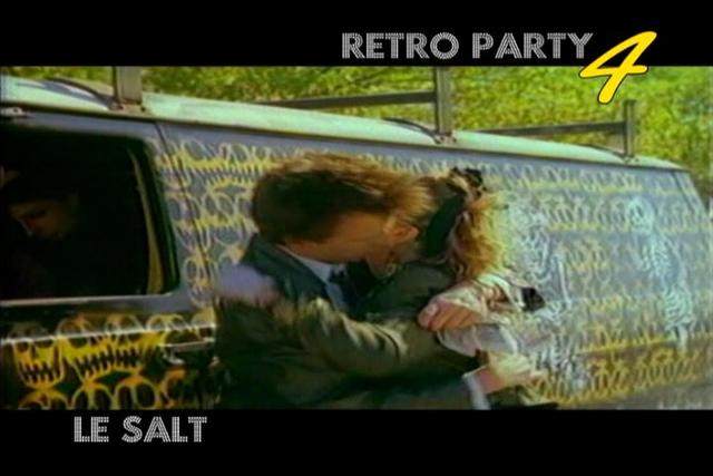 VJ Le Salt - Retro Party Vol 1,2,3,4 [Videomix]
