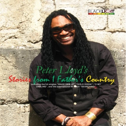 Cover: Peter Lloyd - Stories From I Fathers Country-CD-2011-UNiCORN_INT