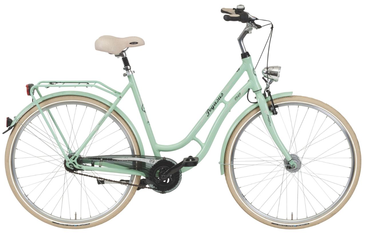 hollandrad pegasus 1949 tourenrad 28 zoll fahrrad shimano. Black Bedroom Furniture Sets. Home Design Ideas