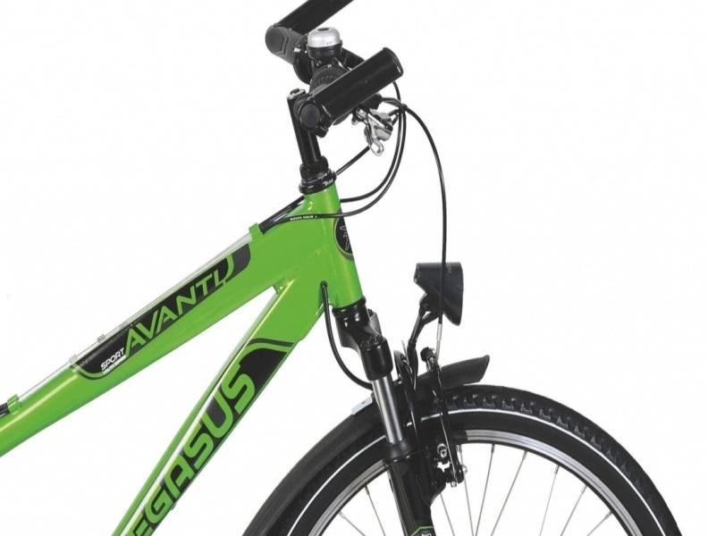 fahrrad pegasus avanti sport 26 zoll jugend shimano 21. Black Bedroom Furniture Sets. Home Design Ideas