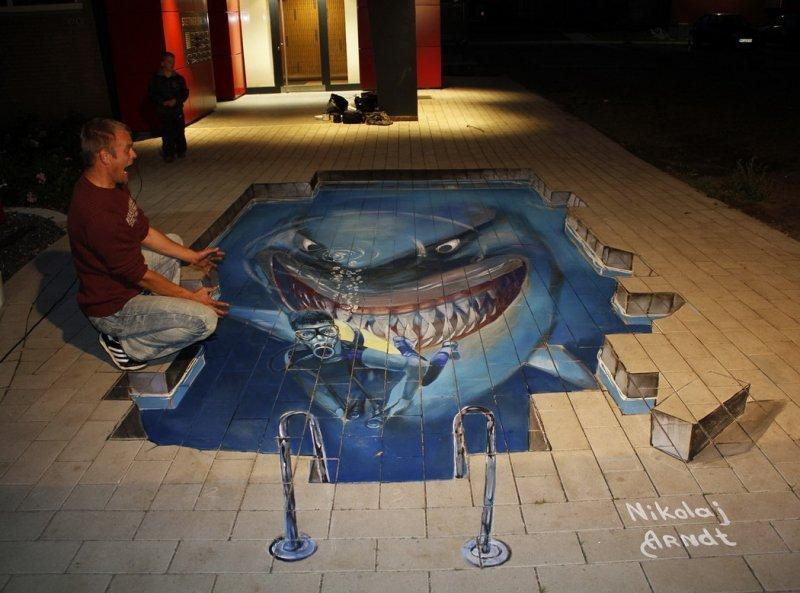 3D street art #4 11