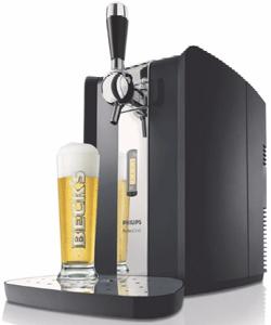 amazon: Philips HD3620/25 Perfect Draft Bierzapfanlage für 139€ inkl. Versand!