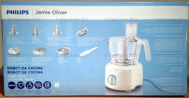 Philips jamie oliver food processor best price list