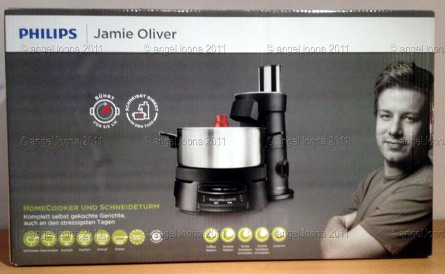 Jamie oliver k chenger te