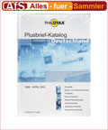 Philotax Plusbrief Katalog Deutschland 2003 NEU