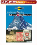 Philotax Katalog Software CD ROM Schweiz Liechtenstein