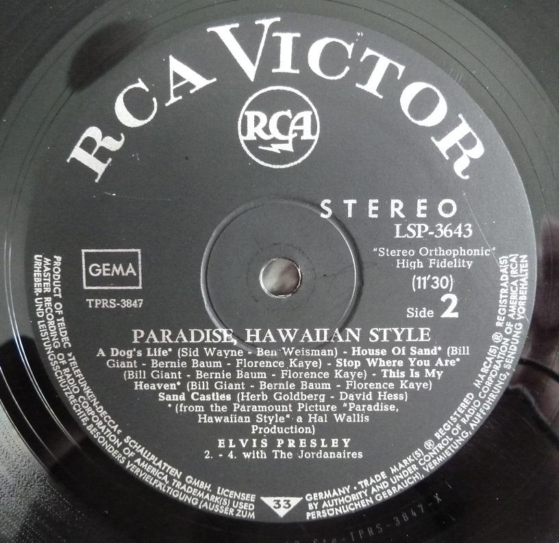 PARADISE, HAWAIIAN STYLE Phs66side2jou8g