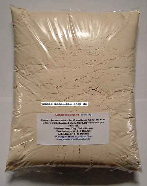 1kg-Alginat-Abformmasse