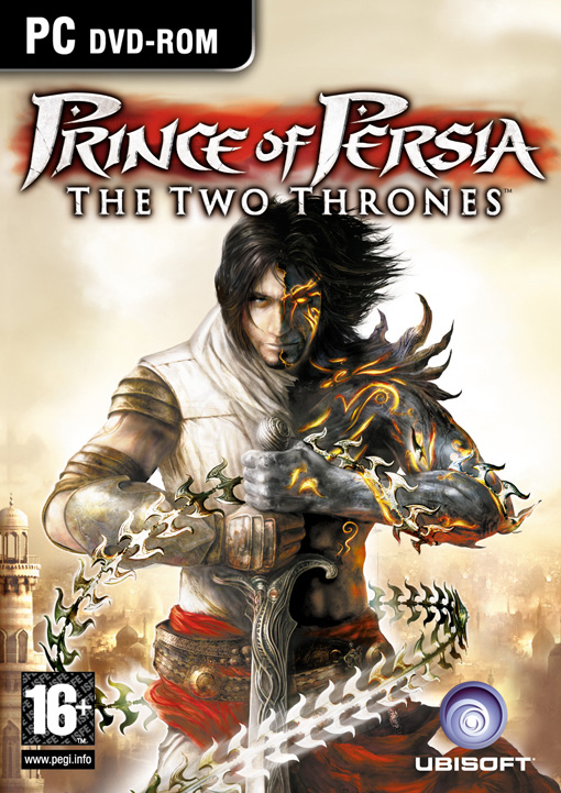 Prince Of Persia 3 The Two Thrones RELOADED