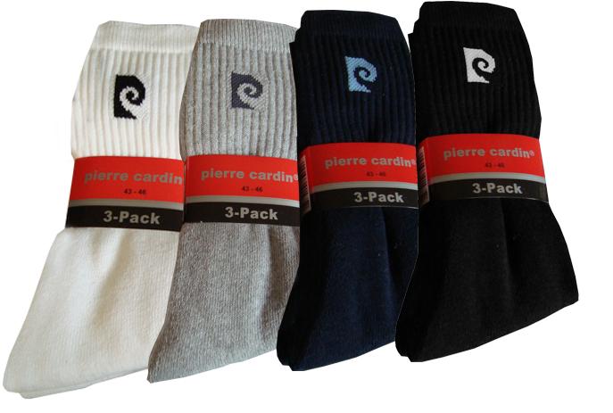 ebay WOW: 15er Pack Pierre Cardin Socken - Sneaker, Sport, Business - für nur 16,99€ inkl. Versand!