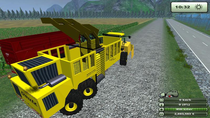 Pipa harvester Deutz v 1.0