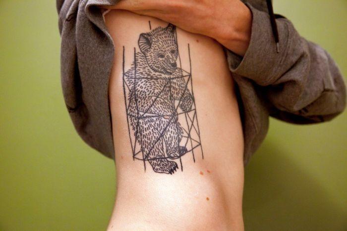 Oryginalne tatuaże #3 65