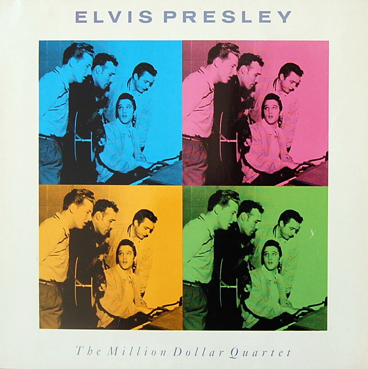 THE MILLION DOLLAR QUARTET Pl-90465-191ert