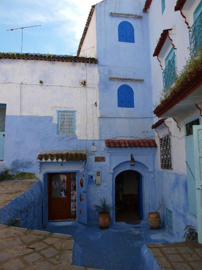 Shefshauen - niebieskie miasto 3