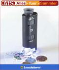 Leuchtturm Zoom Mini Mikroskop mit LED 60-100 fach NEU