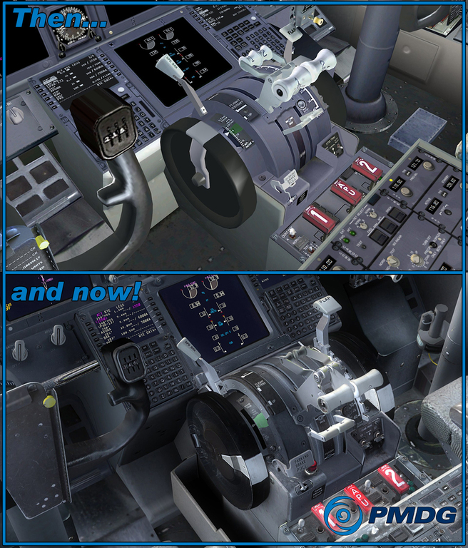 Aircraft --> PMDG 737 NGX - Viagra für Flusi Piloten!