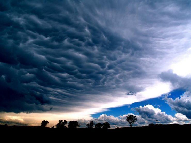 Spektakularne chmury 11