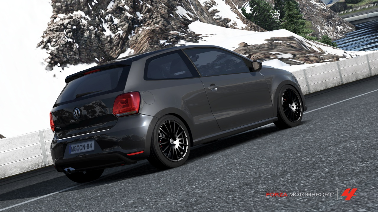 polo gti bei forza motorsport 4 sonstiges. Black Bedroom Furniture Sets. Home Design Ideas