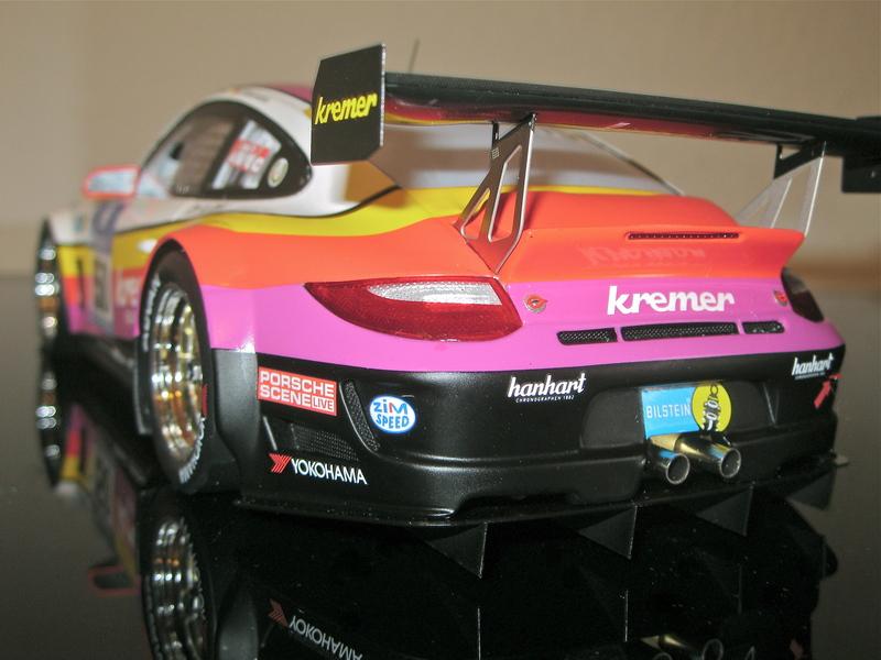 Diecastsociety Com View Topic Spark Porsche 997 Gt3 Kr