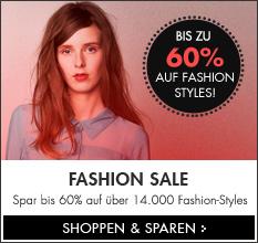 frontlineshop: aktuell Fashion-Sale mit 60% Rabatt + 10€ Gutschein für Neukunden