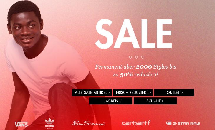 frontlineshop: Sale + 10€ Gutschein für Neukunden = z.B. The North Face Rust Hoodie für nur 22,85€ inkl. Versand