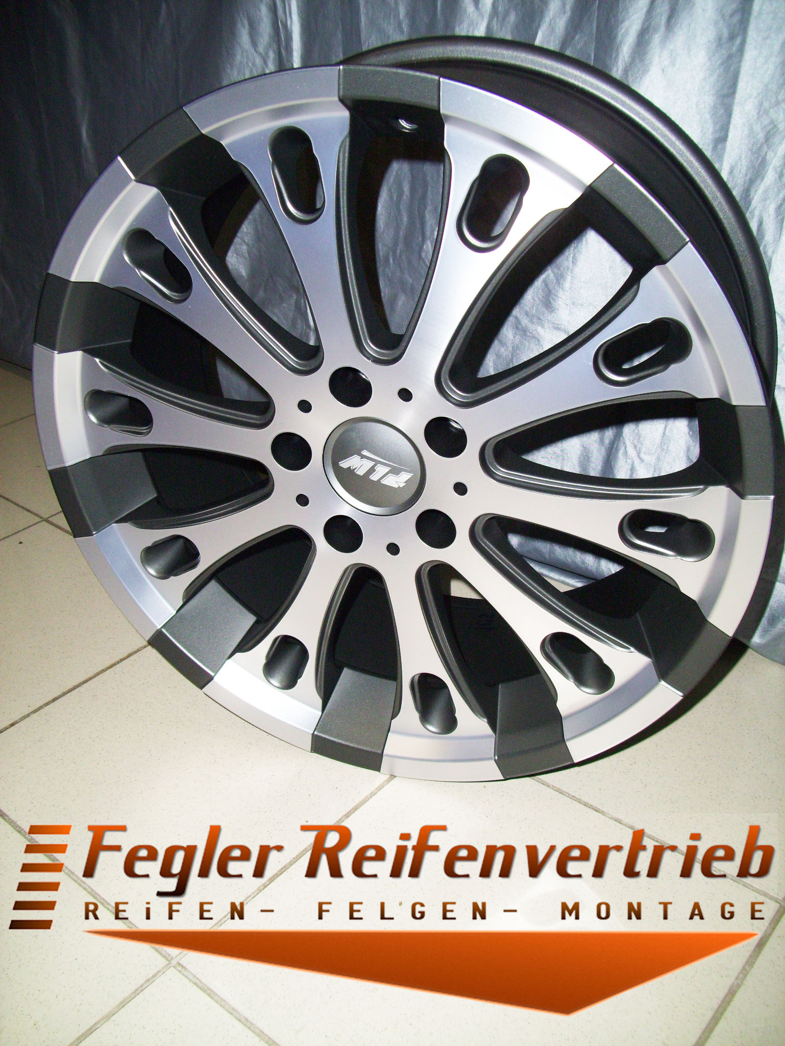 4-Alufelgen-Felgen-Proline-PP-8-5x19-BMW-3er-E46-E90-X3-Z4-E60-4x4-Opel-Insignia