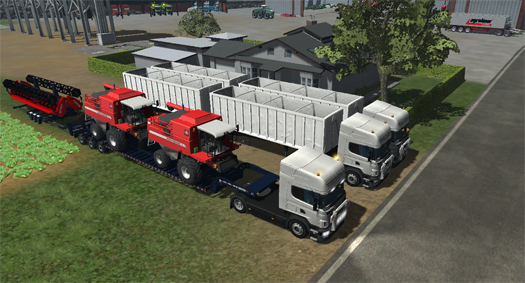 Heavy Transport Pack