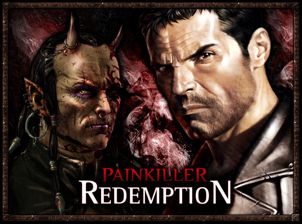 Cover: Painkiller.Redemption-SKIDROW  *Englisch/Uncut*