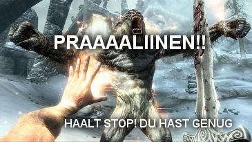 PRAAALIINEN!