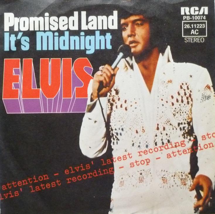 Promised Land / It´s Midnight Promisedfront8yu7j