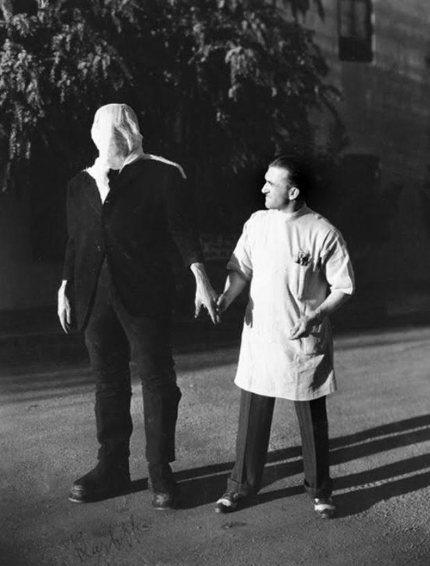 Za kulisami filmów: Frankenstein 7