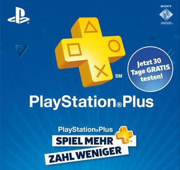 PSN: 30 Tage Playstation Plus Account kostenlos für Neukunden! - 10 Spiele gratis zocken!