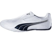 puma sneaker weiß rot