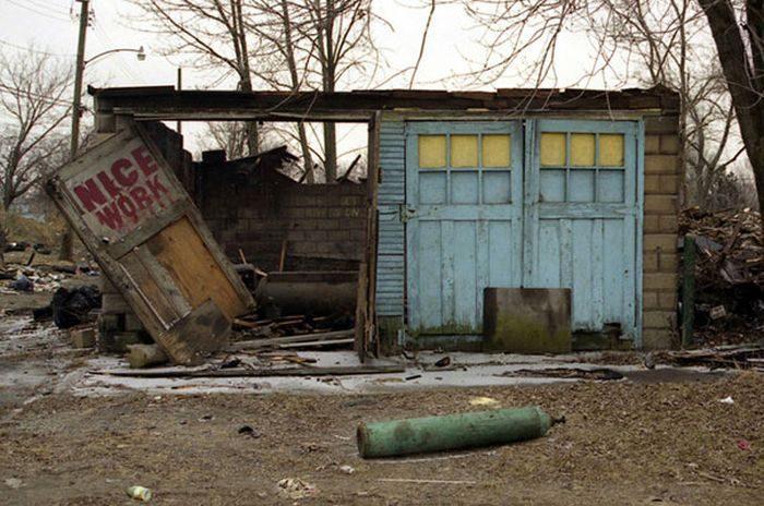 Opuszczone Detroit 32