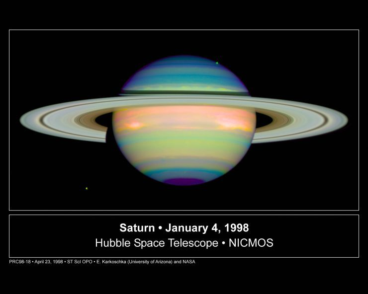 Zdjęcia z kosmicznych Teleskopów 6